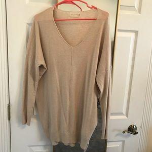 Soft Tunic Sweater